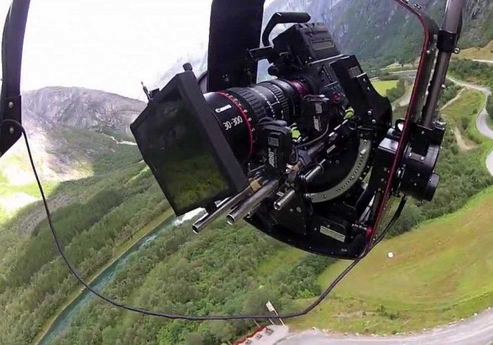 Kecanggihan Teknologi Sensor Gyro Camera