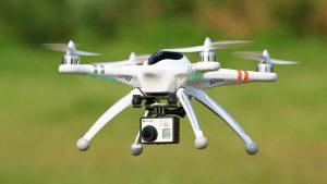 kamera drone