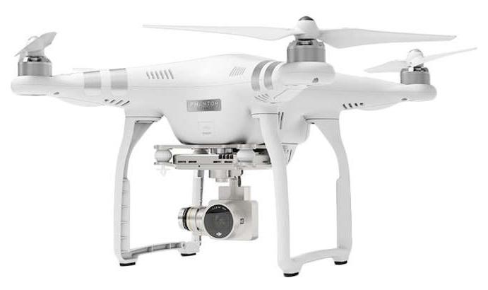Dji Phantom 3 Advance Drone - Drone View