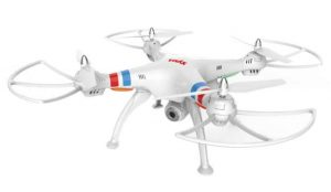Syma X8W Wifi White Quadcopter Drone